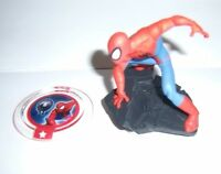 Disney Infinity 2.0 Marvel Spider-man Character Figure Alien Symbiote Black Suit