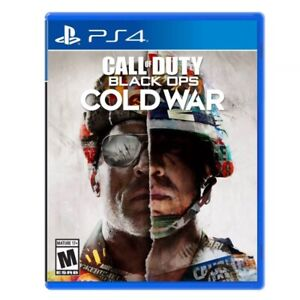 Activision Call of Duty: Black Ops Cold War (PS4)