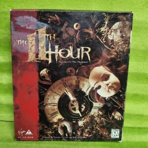 The 11th Hour Sequel to 7th Guest (PC, 1995) - BIG BOX