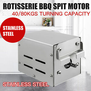 Stainless-Stee-Rotisserie-BBQ-240V-Motor-40-80kgs-Masters-Electric-Roaster