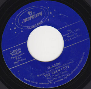THE-CREW-CUTS-Sh-Boom-7-034-45