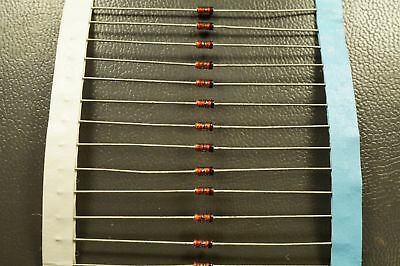 1N968B-1JANTX Microsemi Zener Diode 20V 5/% 500mW DO-35 JANTX1N968B-1