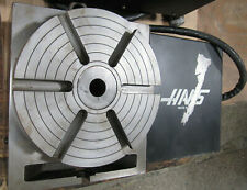 Haas Hrt 9 Rotary Table 9 Diameter Dc Motor With Servo Control