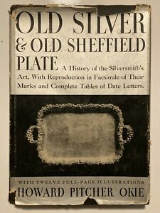 Silver hallmarks sheffield HISTORY OF