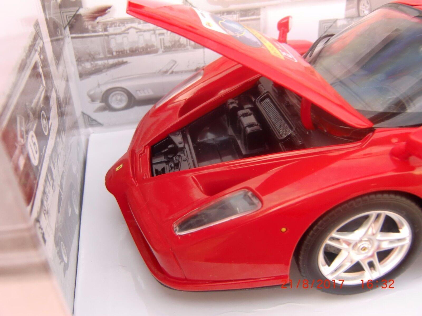 Enzo Ferrari - 60th Anniversary 2007 - Hot Wheels 1 1 1 18  | Modern  34c323