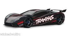 New  RC Traxxas Car XO-1 RTR w/Stability Management TQi  2.4GHz 64077-3