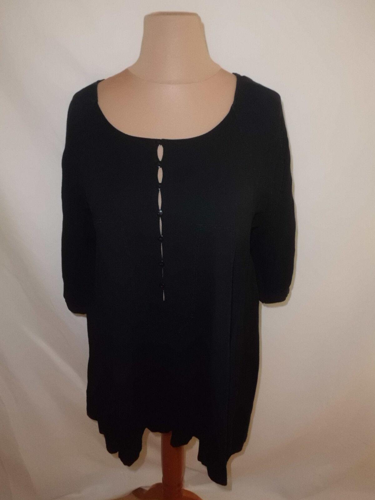 Kleid Marlbgold Classics black Größe l - 62%