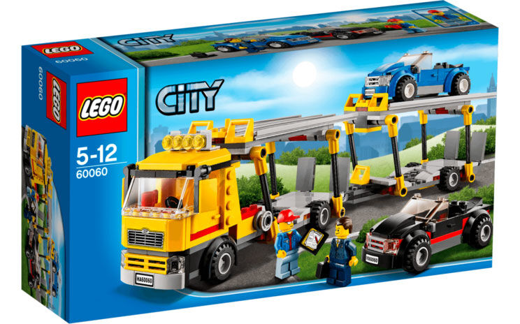 LEGO City Auto Transporter (60060)