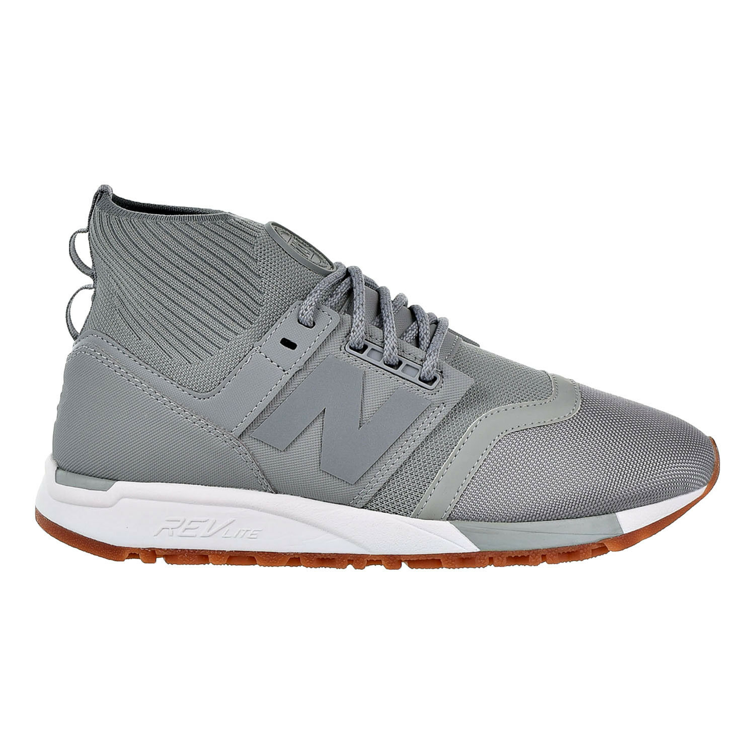 New Balance 247 Men's shoes Grey Gum MRL247OW