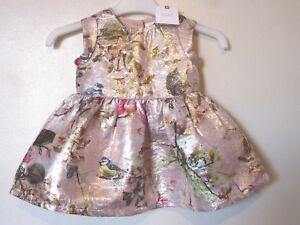 cc037dbea NEXT Baby Girl Floral Jacquard Prom Dress Age 3-6 Months BNWT RRP ...