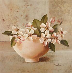 Fabrice de Villeneuve \'Fragile Composition\' Giclee Canvas Painting ...