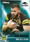 2017 NRL Traders Pieces of the Puzzle (PP 7/54) Josh MANSOUR Panthers