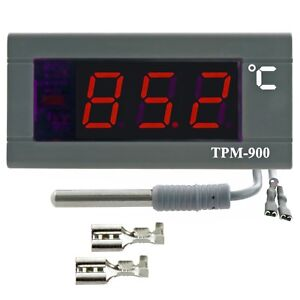 Electronic-Thermometer-Mounted-Thermometer-LED-Digital-Thermometer-230v-12v-24v