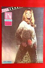 SENTA BERGER WARREN BEATTY 1968 ANN MARGRET SEXY VIVI BACH EXYU MOVIE MAGAZINE