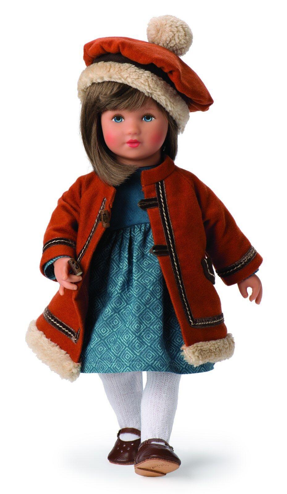 Käthe Kruse Puppe Puppe Puppe Glückskind Birthe ca 39 cm Art-Nr. 42751 Neu b15aa9