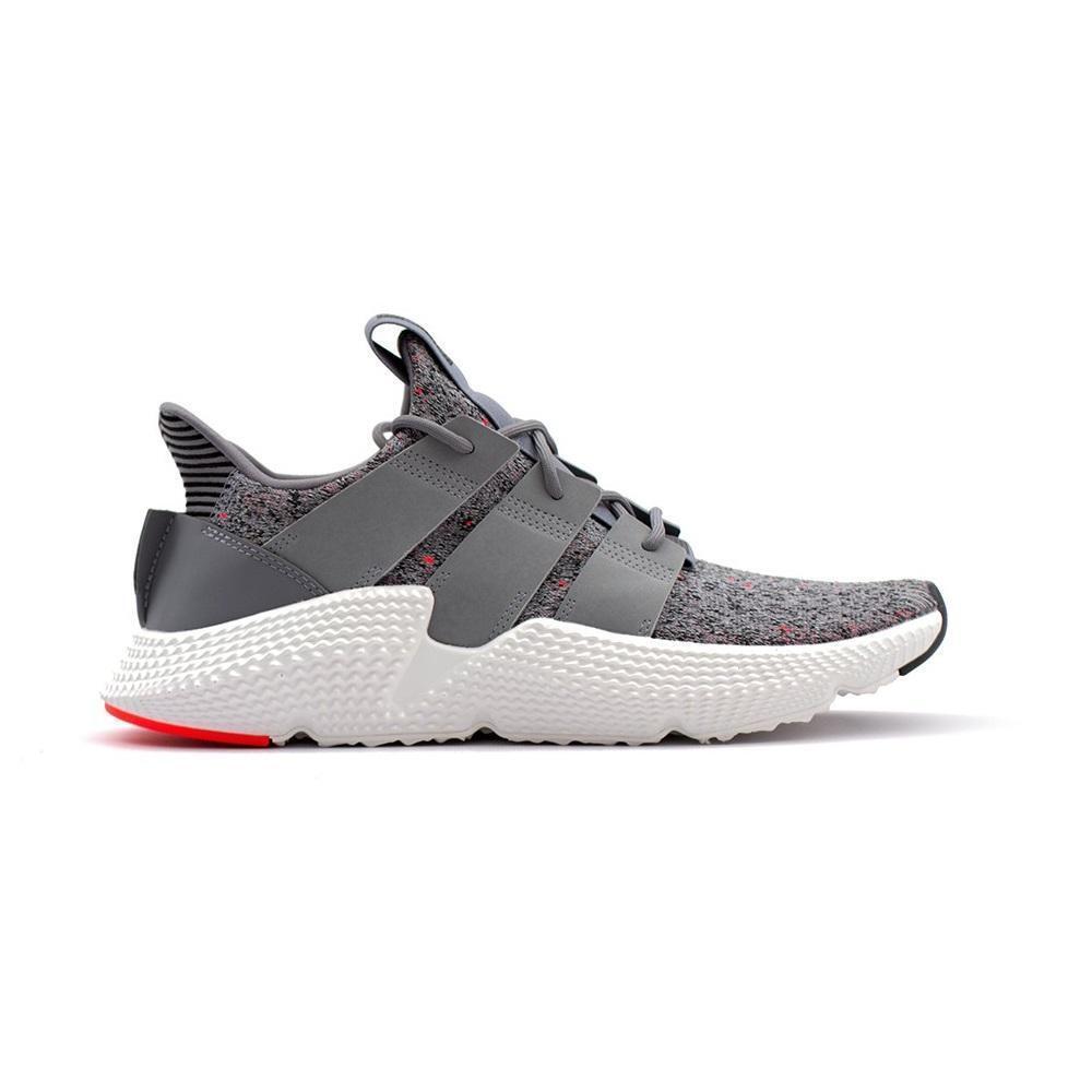 Herren Adidas Prophere Grau Textil Turnschuhe CQ3023    | Niedrige Kosten
