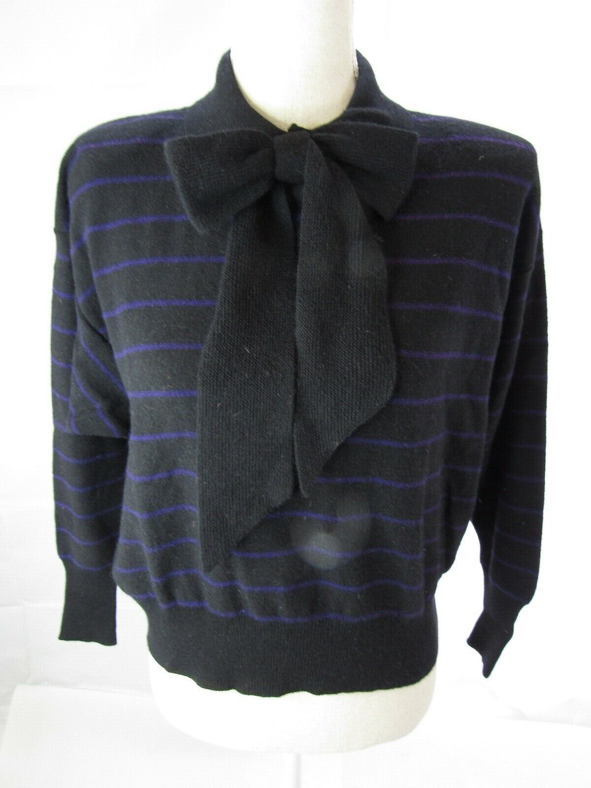 SONIA RYKIEL Bow Sweater - Größe 38