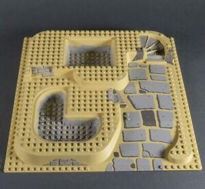 LEGO-3D-Bauplatte-6092-Grundplatte-Platte-tan-beige-5978-Geheimnis-der-Sphinx