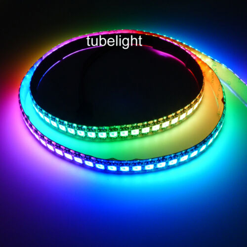 SK9822(Similar APA102 )LED Strip 1-5M 30//60//144LEDs//M DATA /& CLOCK Seperately 5V