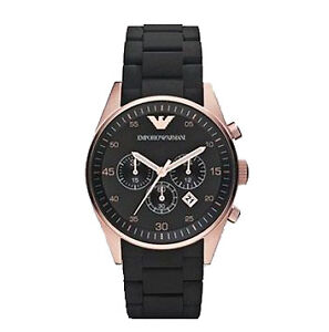 Emporio ARMANI AR5905 Men's Watch - Rose Gold