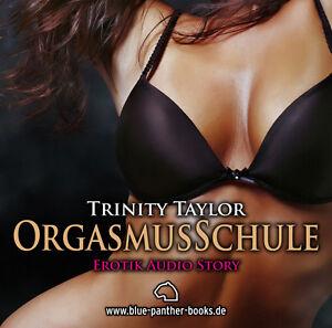 OrgasmusSchule-Erotisches-Hoerbuch-1-CD-von-Trinity-Taylor-blue-panther-books