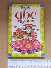 ABC Rhymes by Penguin Books Ltd (Hardback, 1994) Ladybird