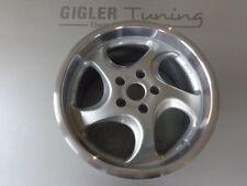 1Stk. Artec RH Turbo PA Felge   9x17 5x112  Et60 Silber Poliert NEU!! R826