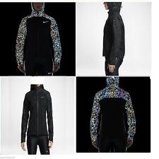 Nike Holiday Shield Flash Men's Reflective Running Jacket NEW $400 Small