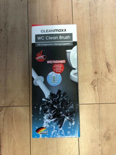 2x Cleanmaxx WC Clean Brush Toilettenbürste Bürste Easymaxx Gourmetmaxx NEU