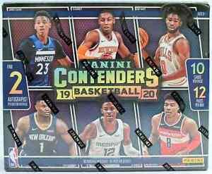 2019-20-PANINI-CONTENDERS-HOBBY-BASKETBALL-BOX-NEW-FACTORY-SEALED-FREE-SHIPPING