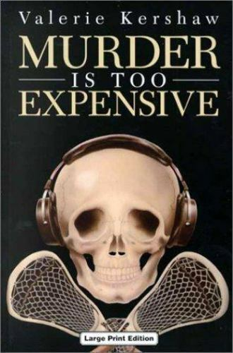 Murder Is Too Expensive by Kershaw, Valerie