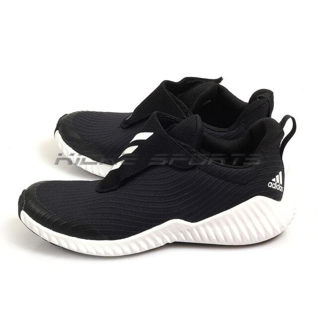 Adidas Fortarun AC K BlackWhite Kids Youth Sportstyle Running Shoes AH2627