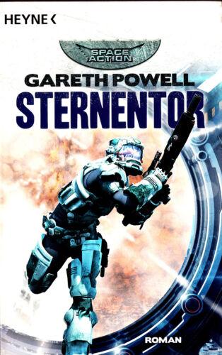 """1 von 1 - Gareth Powell - """" STERNENTOR """" (2012) - tb"""