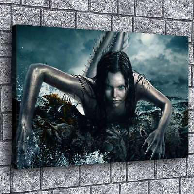Sirens Eline Powell Poster Painting HD Print on Canvas Home Decor Wall Picture