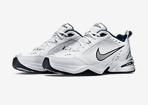 NIB Men's Nike Air Monarch 4 Running Shoes Dart Torch Med & 4E Width Dynasty WhB