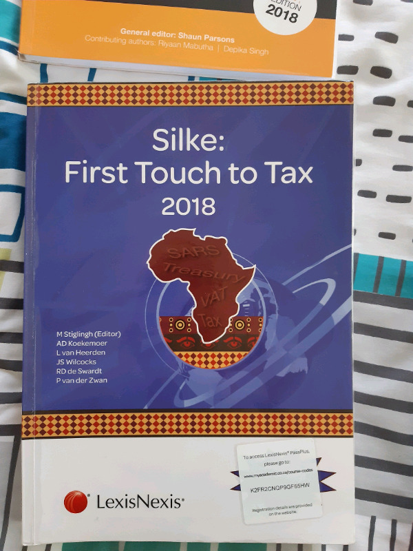 Silke: First Touch to Tax
