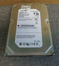 "Seagate BARRACUDA 9bj13e-046 st3250820as 250 GB 7200 RPM 3.5 "" 8 MB HARD DRIVE SATA"
