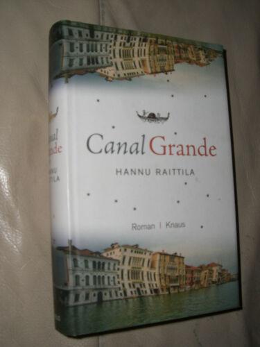 1 von 1 - Hannu Raittila: Canal Grande (Gebundene Ausgabe)