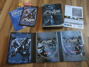Aliens vs Predator 2 Extended Version 3 DVD's FSK18 CENTURY 3 CINEDITION SCHUBER - KS-GÖ, Deutschland - Aliens vs Predator 2 Extended Version 3 DVD's FSK18 CENTURY 3 CINEDITION SCHUBER - KS-GÖ, Deutschland
