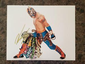 KALISTO-Signed-WWE-8x10-Photo-Autographed
