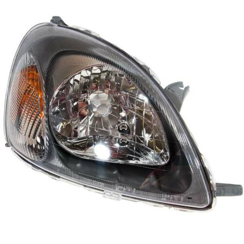 Replacement 20-5731-08-2B Right Driver Side OS Headlamp Toyota Yaris Vitz