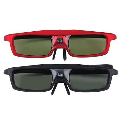 Universal Rechargeable 3D Active Shutter Glasses for DLP link Projector F7