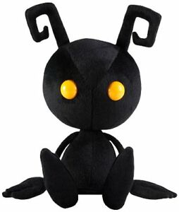 Kingdom Hearts Shadow Heartless Square Enix Plush Doll Toy 10 inch Gift US SHIP