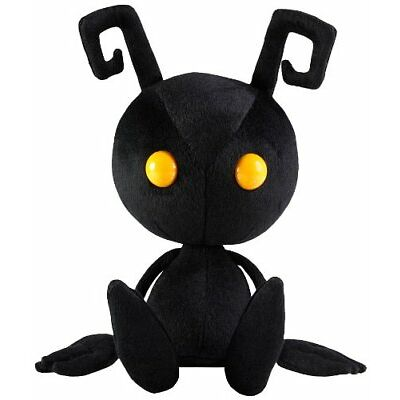 Kingdom Hearts Shadow Heartless Square Enix Plush Doll Toy 10 inch Gift US SHIP