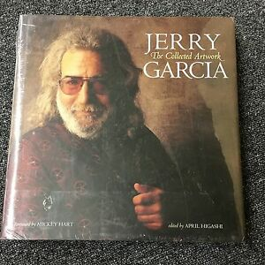 Jerry-Garcia-The-Collected-Artwork-LIMITED-EDITION-039-d-2500-Grateful-Dead-SEALED