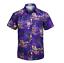 New-LARGE-SIZE-Men-Aloha-Shirt-Cruise-Tropical-Luau-Beach-Hawaiian-Party-Summer thumbnail 18