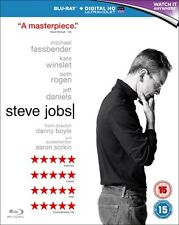 Steve Jobs (with Digital HD UltraViolet Copy) [Blu-ray]