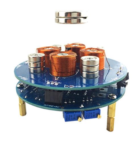 DIY magnetic levitation Kit Push type magnetic suspension simulation system