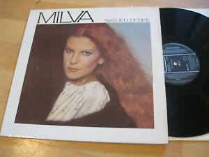 LP-Milva-Was-ich-denke-Vinyl-Metronome-0060-204-Schallplatte