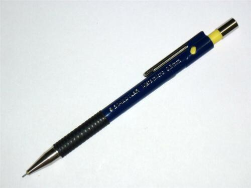 Staedtler Mars Micro 775 Mechanical Pencil 0.3mm Eraser Rubber Non Slip Grip